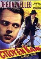 Citizen Kane - Belgian Movie Poster (xs thumbnail)