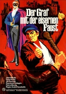 Mystères de Paris, Les - German Movie Poster (xs thumbnail)