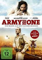 Army of One - Movie Cover (xs thumbnail)