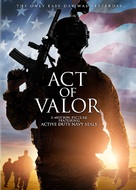 Act of Valor - DVD movie cover (xs thumbnail)