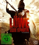 The 300 Spartans - German Blu-Ray cover (xs thumbnail)