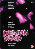Demon Wind - British Movie Cover (xs thumbnail)