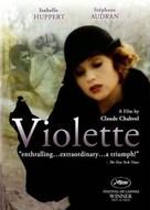 Violette Noziére - DVD cover (xs thumbnail)
