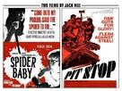 Pit Stop - British Combo poster (xs thumbnail)