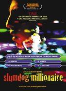 Slumdog Millionaire - Uruguayan Movie Poster (xs thumbnail)