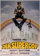 Poliziotto superpiù - German Movie Poster (xs thumbnail)
