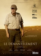 Le Démantèlement - French Movie Poster (xs thumbnail)