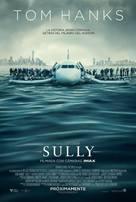 Sully - Spanish Movie Poster (xs thumbnail)