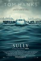 Sully - Spanish Movie Poster (xs thumbnail)