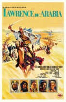 Lawrence of Arabia - Spanish Movie Poster (xs thumbnail)