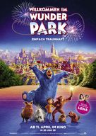 Wonder Park - German Movie Poster (xs thumbnail)