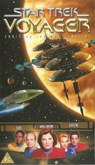 """Star Trek: Voyager"" - British VHS movie cover (xs thumbnail)"