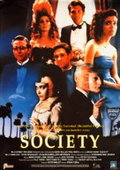 Society - Spanish Movie Poster (xs thumbnail)