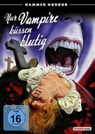 Lust for a Vampire - German DVD movie cover (xs thumbnail)
