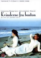 The Bostonians - Danish Movie Cover (xs thumbnail)