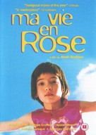 Ma vie en rose - British DVD cover (xs thumbnail)