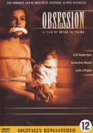 Obsession - Dutch DVD movie cover (xs thumbnail)