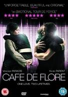 Café de flore - British DVD cover (xs thumbnail)