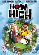How High - British Movie Cover (xs thumbnail)