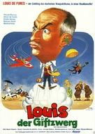 Hibernatus - German Movie Poster (xs thumbnail)