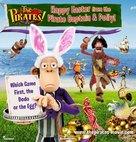 The Pirates! Band of Misfits - British Movie Poster (xs thumbnail)