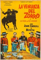 Zorro Rides Again - Argentinian Re-release poster (xs thumbnail)