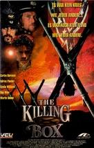 Grey Knight - German VHS movie cover (xs thumbnail)