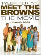 Meet the Browns - Movie Poster (xs thumbnail)