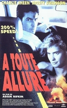 The Chase - French Movie Poster (xs thumbnail)