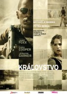 The Kingdom - Slovak Movie Poster (xs thumbnail)