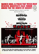 Gypsy - Movie Poster (xs thumbnail)