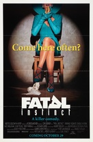 Fatal Instinct - Movie Poster (xs thumbnail)