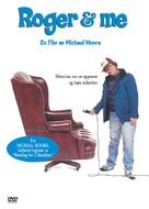 Roger & Me - Norwegian Movie Cover (xs thumbnail)