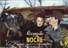 Remember the Night - Spanish Movie Poster (xs thumbnail)