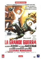 Grande guerra, La - Italian Movie Cover (xs thumbnail)