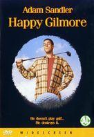 Happy Gilmore - Dutch DVD movie cover (xs thumbnail)