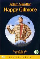Happy Gilmore - Dutch DVD movie cover (xs thumbnail)
