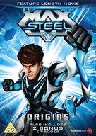 """Max Steel"" - British DVD movie cover (xs thumbnail)"