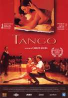 Tango, no me dejes nunca - French Movie Poster (xs thumbnail)