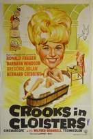 Crooks in Cloisters - British Movie Poster (xs thumbnail)