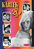 L'amour à vingt ans - Swedish Movie Poster (xs thumbnail)