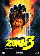Zombi 3 - Austrian Blu-Ray cover (xs thumbnail)