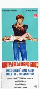 Duffy - Italian Movie Poster (xs thumbnail)