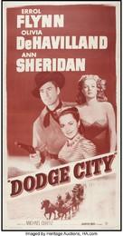 Dodge City - Movie Poster (xs thumbnail)