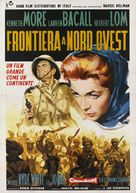 North West Frontier - Italian Movie Poster (xs thumbnail)