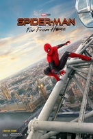 Spider-Man: Far From Home - British Movie Poster (xs thumbnail)