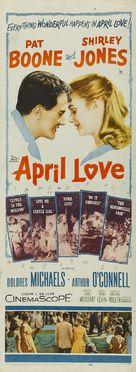 April Love - Movie Poster (xs thumbnail)
