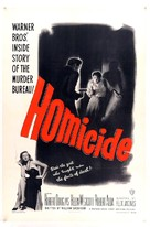 Homicide - Movie Poster (xs thumbnail)