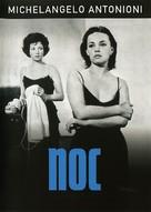 La notte - Polish Movie Poster (xs thumbnail)