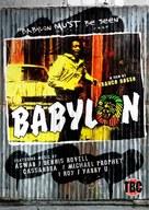 Babylon - British Movie Cover (xs thumbnail)
